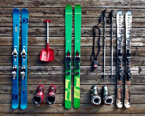 Nieve y Esquí desde Cercedilla