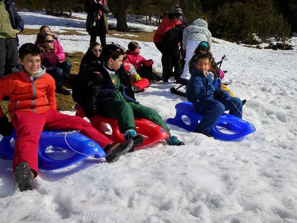 Actividades en Cercedilla, Puerto de Navacerrada y Valle de la Fuenfría